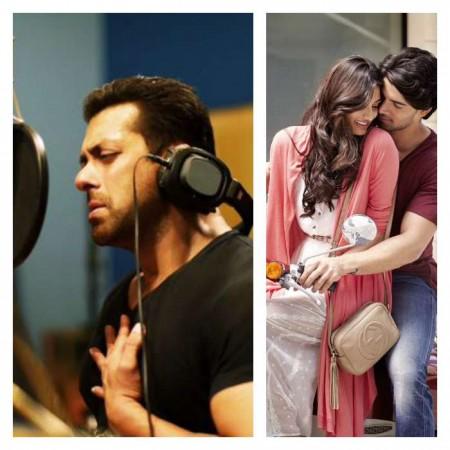 'Main Hoon Hero Tera' Teaser: Salman Khan Sings Sooraj –Athiya starrer 'Hero' Title Song