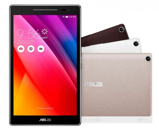 ZenFestival 2015: Asus Launches ZenPad series Tablets in India; Price, Specifications