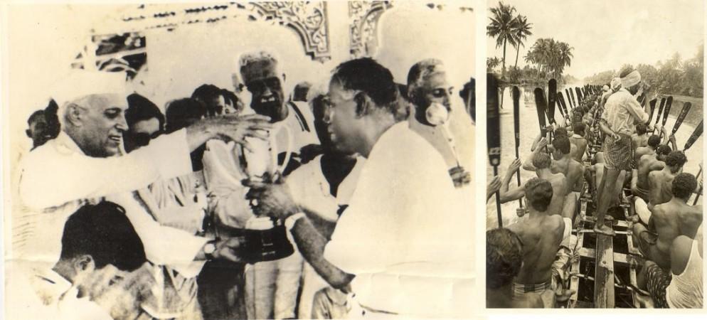 Nehru trophy Boat race in Kerala