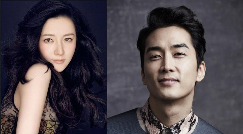 Lee Young Ae Song Seung Hun