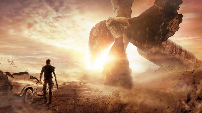 The Mad Max game is coming later this year