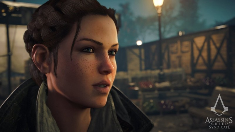Evie Frye is the sister of Jacob in Assassin's Creed Syndicate