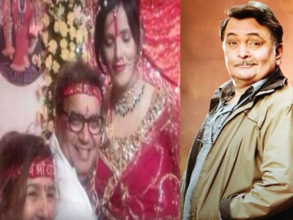 Radhe Maa, Subhash Ghai, Rishi Kapoor