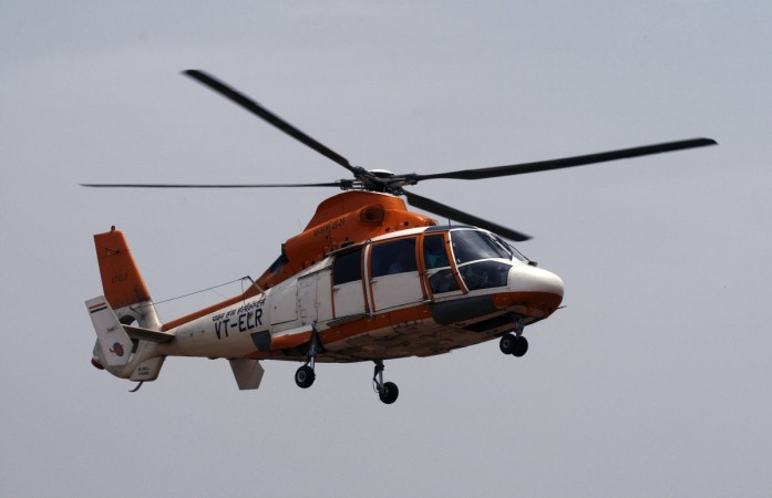 Pawan hans helicopter