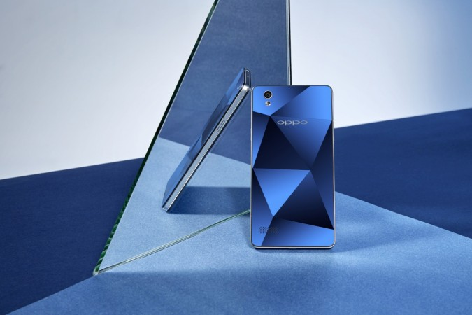 Oppo Mirror 5 with Diamond-like Reflective Cover Launched in India; Price, Specifications
