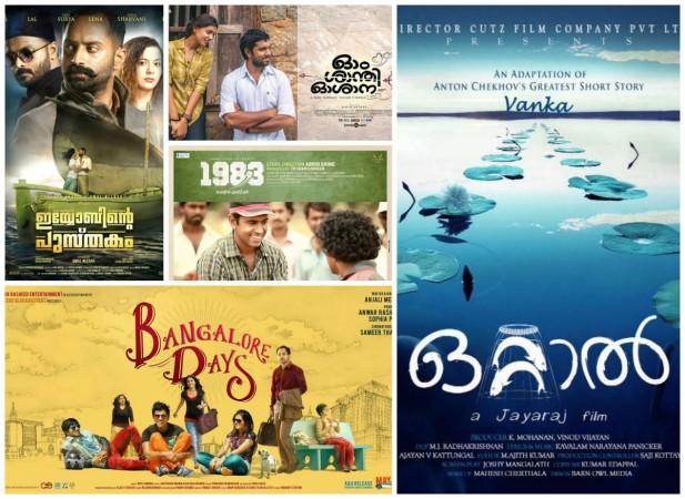 Kerala State Awards 2014