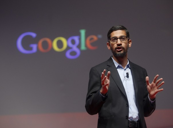Sundar Pichai New Google CEO
