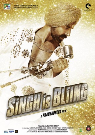 Akshay Kumar in 'Singh Is Bliing'