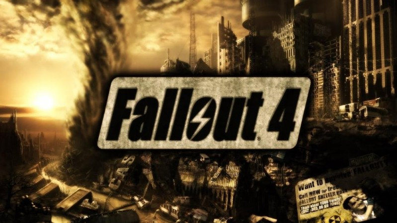 Fallout 4 will release for Xbox One, PS4, and PC on 10 November, 2015