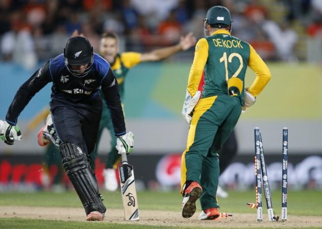 NZ SA first T20