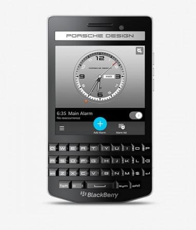 Premium BlackBerry Porsche Design P'9983 Graphite Smartphone Launched in India; Price, Specifications