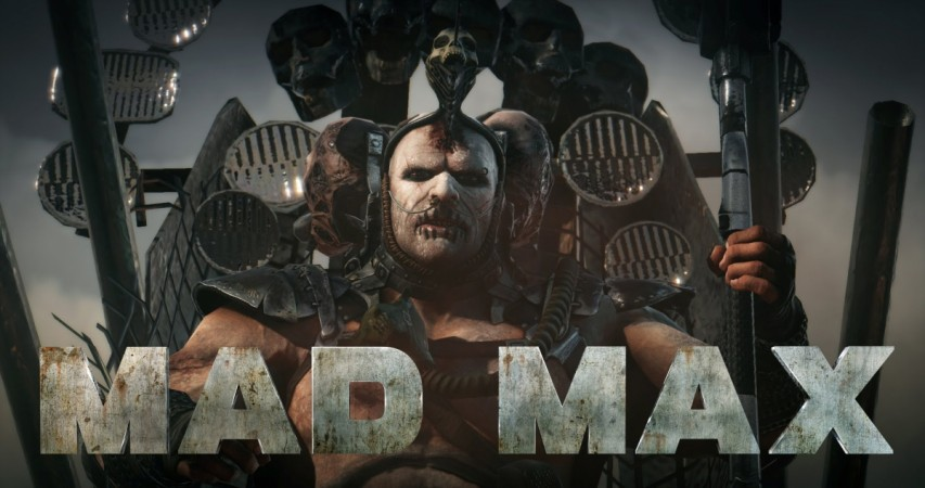 Mad Max is set to be released on 1 September for PC, Xbox One and PlayStation 4.