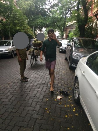 Mumbai colaba masturbate