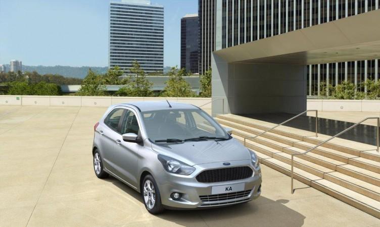 Ford Figo hatchback aka Ka