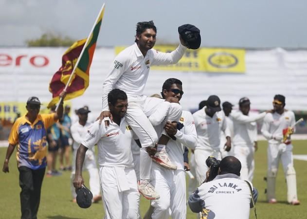 Kumar Sangakkara Sri Lanka India