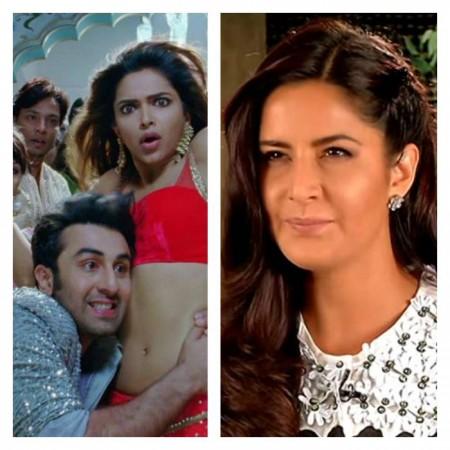 Katrina Kaif Opens Up On Spying Ranbir Kapoor and Deepika Padukone at 'Tamasha' Wrap Up Party