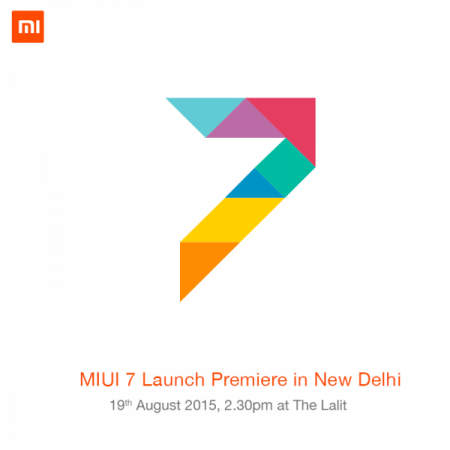 Xiaomi MIUI 7 Global Launch Begins 19 August: Here's Everything You Need To Know