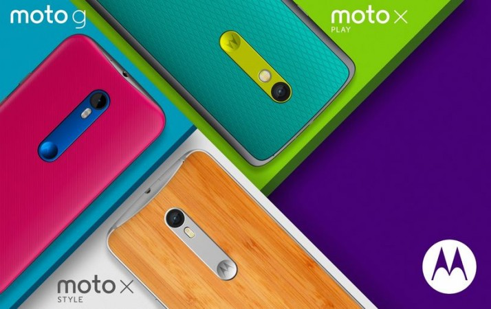 Moto X Style, Play