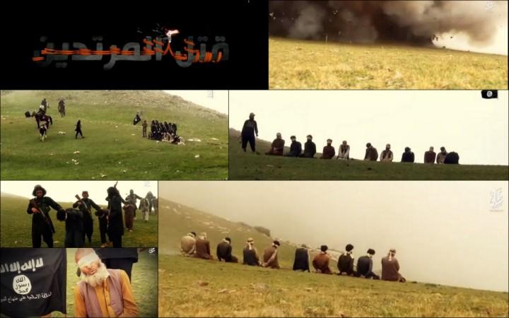 Isis in Afghanistan video