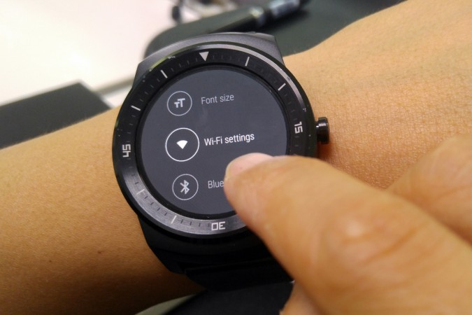 LG G Watch R Will Have Wi-Fi Connectivity Now after Upgrading to latest Android Wear