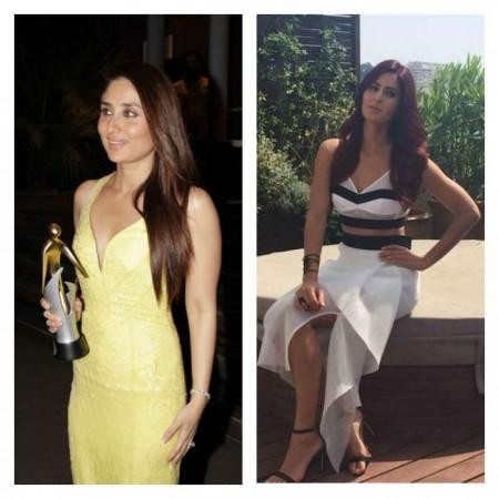 Kareena Kapoor Khan Throws an impromptu Party For Cousin Ranbir's Lady Love Katrina Kaif
