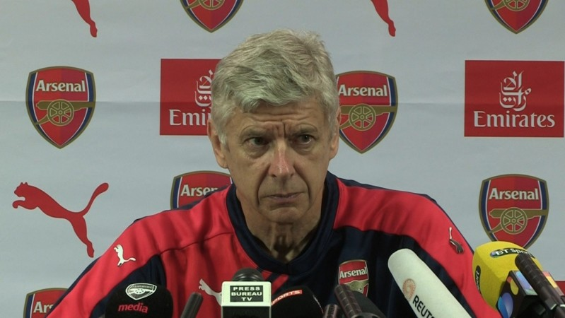 Arsenal transfer news: Arsene wenger admits club not close to new signing