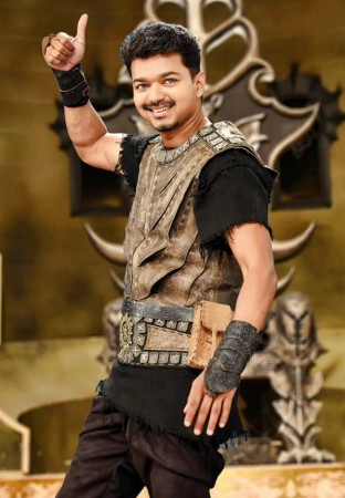 Vijay's New Picture from Puli