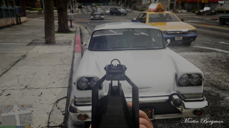 The Toddyhancer mod for GTA 5