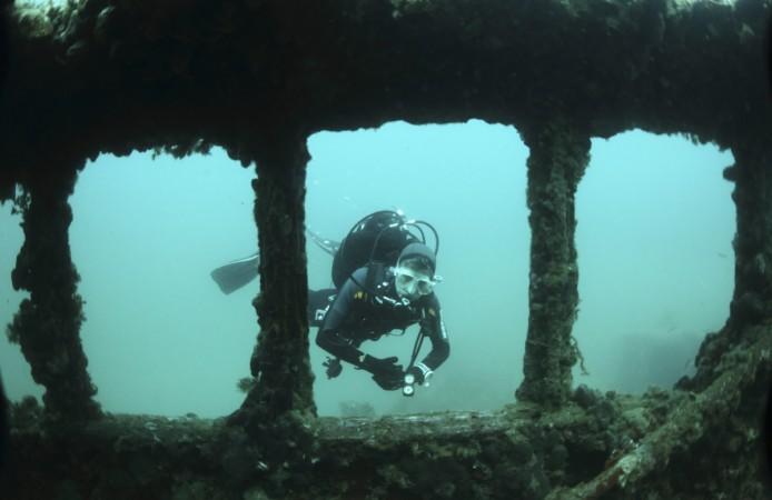 Scuba Diving representational image