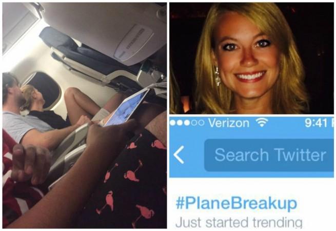 Plane Breakup