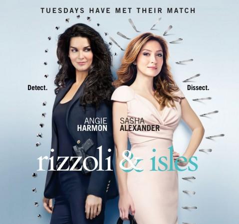 rizzoli and isles 1