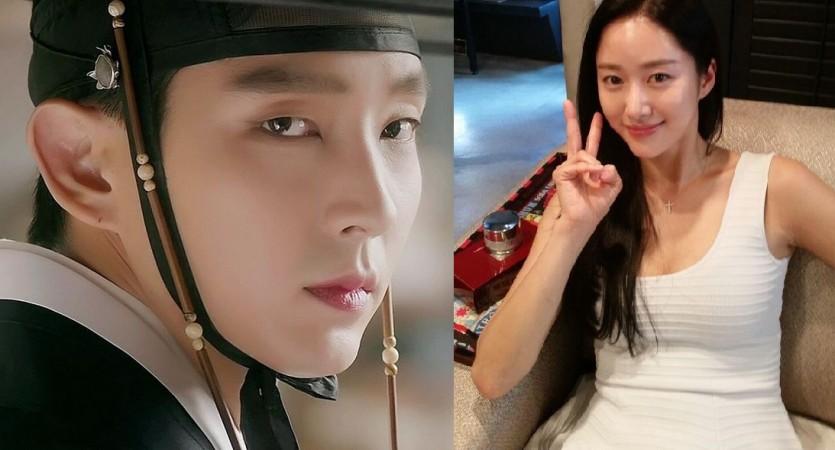 Lee Jun Ki and Jeon Hye Bin