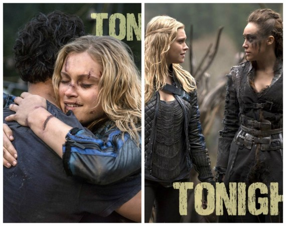 Bellamy- Clarke or Clarke-Lexa, who will get together in 'The 100' Season 3?