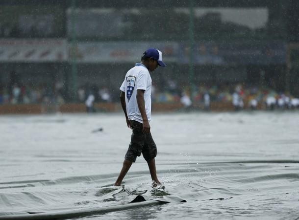 India Sri Lanka Rain