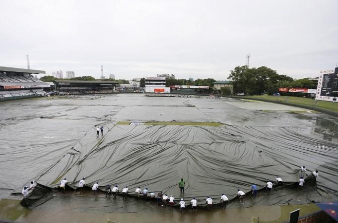 Sri Lanka India Rain