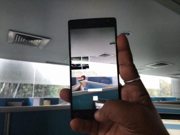 OnePlus 2 camera panorama mode