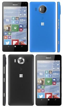 Lumia 950 (Cityman), Lumia 950 XL (Talkman) briefly listed on Microsoft Store: Key specs revealed