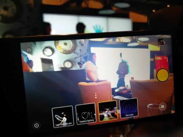 Lenovo Vibe Shot- Camera Features