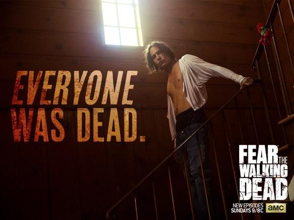 Nick from 'Fear the Walking Dead'