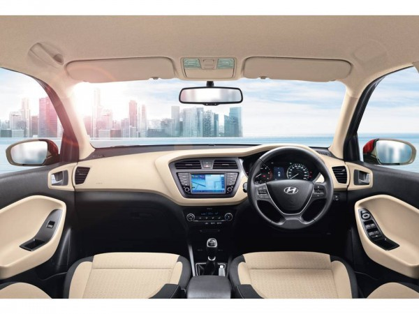 Hyundai i20 Active, Hyundai Elite i20 Updated with Touchscreen Infotainment System