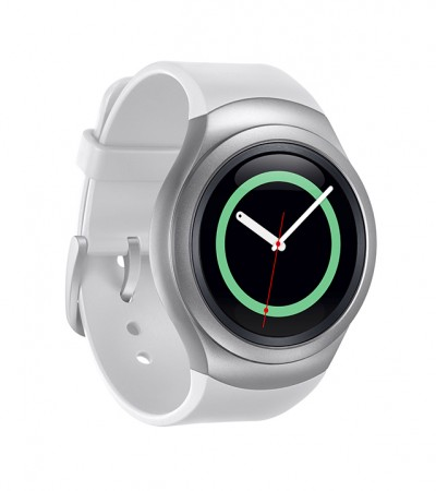 Samsung Officially Unveils new SmartWatch Gear S2 with Circular Super AMOLED Display