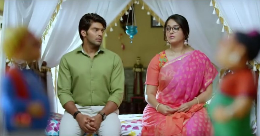 Anushka Shetty, Arya in Size Zero