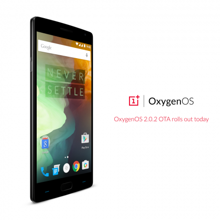 OxygenOS 2.0.2 For OnePlus 2 Devices Is Officially Out: OxygenOS 2.1 Coming Mid-September [Changelog]