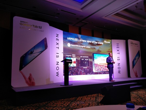 Samsung Launches the Slimmest Android Tablet Galaxy Tab 2 in India