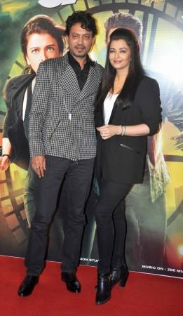 Jazbaa Trailer Launch: Irrfan Khan, Aishwarya Rai Bachchan