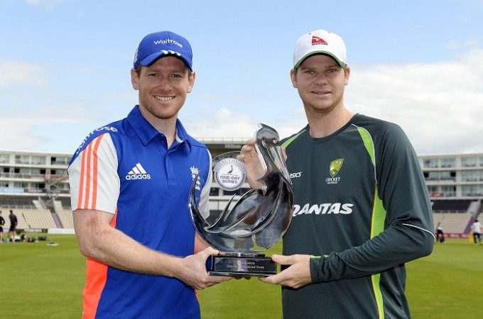 Eoin Morgan-Steve Smith