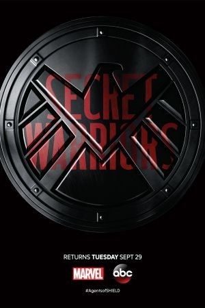 Agents of S.H.I.E.L.D. season 3 promotional poster