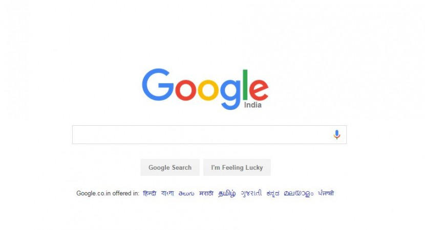 Revamped Google logo