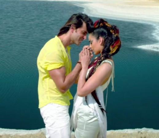 Hrithik Roshan, Kangana Ranaut in 'Krrish 3'