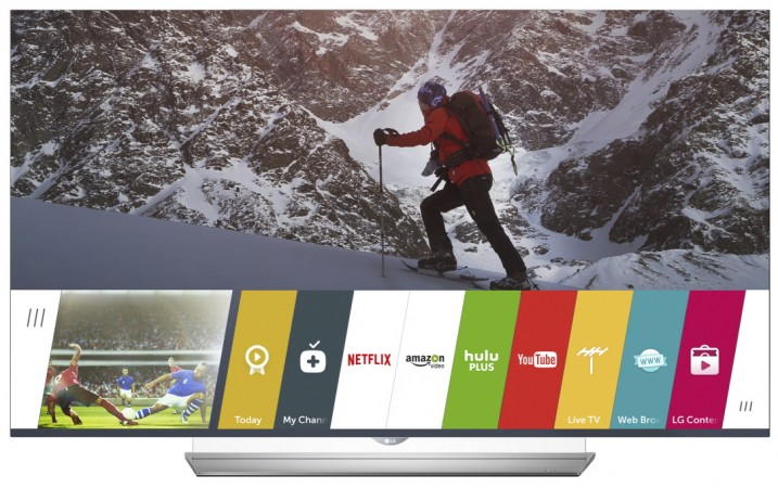 LG Partners with Amazon to Deliver 4K UHD Content to it's OLED 4K TVs